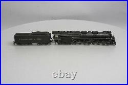 Rivarossi HR2051 HO Scale C&O 2-6-6-6 Alleghenny Steam Loco withDCC & Snd LN/Box