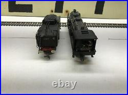 Rivarossi Ho Scale 4-6-2 La Chapelle Powered Steam Locomotive
