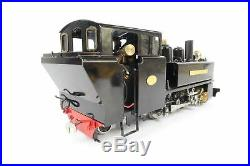 Roundhouse 16mm G Scale Live Steam Mountaineer Black Locomotive'57156