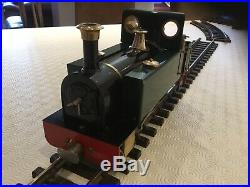Roundhouse Engineering Millie Live Steam Loco G Scale Garden Railway