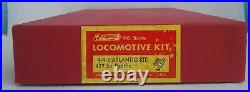 Roundhouse HO Scale 4-4-2 Atlantic Locomotive Kit & Tender Southern Pacific 429