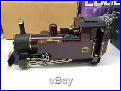 Roundhouse Lady Anne Locomotive Doncaster Live Steam Remote LGB SCALE DIGITAL