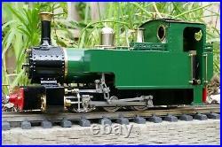 Roundhouse Live Steam Locomotive sm32 G Scale 16mm Garden Railway