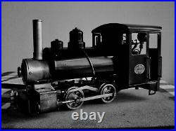 Roundhouse Sammie + Extras Live Steam Locomotive 16mm Scale SM32 Garden Railway