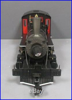 Spectrum 81299 Bachmann G Scale Unlettered 2-8-0 Steam Locomotive & Tender EX