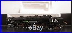 Spectrum HO Scale Prototype 2-8-8-4 Steam Engine and Tender