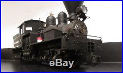 Spectrum Pardee and Cutin 11 G Scale Shay Steam Engine