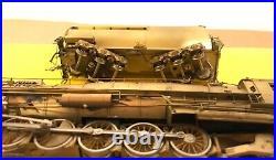 Sunset Ho Scale Brass Union Pacific #9000 4-12-2 Steam Locomotive & Tender