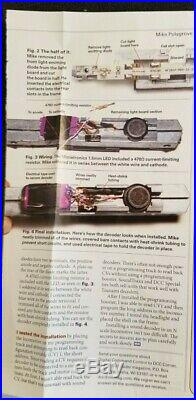Sunset Models BRASS Challenger SP&S 4-6-6-4 Sound ho scale spokane portland