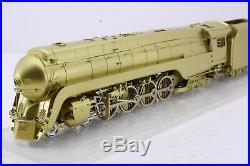 Sunset Models Brass HO Scale Norfolk & Western 4-8-4 J Class Streamlined #611
