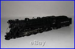 Sunset Models Brass Ho Scale New York Central K-5 4-6-2 Steam Locomotive Engine