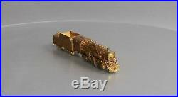 Sunset Models HO Scale Brass Boston & Maine K-8b 2-8-0 Consolidation Steam Loco