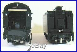 TCY #3002 AT&SF 2-10-4 Madam Queen, HO Scale Brass, SAM TECH, Korea Excellent