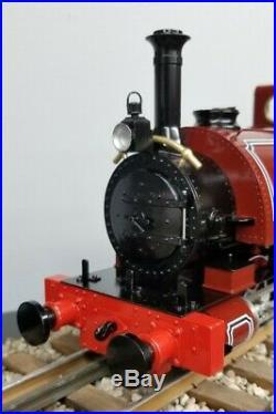 Talyllyn Locomotive SM32 16mm scale, Live steam gauge 1 train department bowande