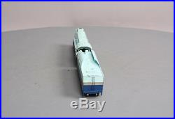 Tenshodo 163 HO Scale BRASS ATSG Blue Goose Steam Loco/Tender Factory Painted