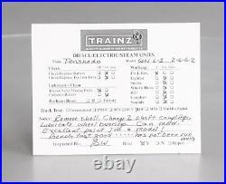 Tenshodo 170 HO Scale Brass Great Northern L-1 2-6-6-2 Steam Locomotive #1906 LN