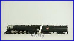 Tenshodo HO Scale Brass Great Northern GN 4-8-4 Steam Engine Set Runs Nice S3