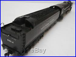 United Brass Steam Locomotive & Tender NYC Niagara 4-8-4 #6014 withSound HO Scale
