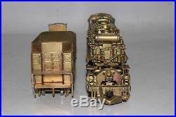 United Models Brass Ho Scale D&rgw Rio Grande 2-8-8-2 Steam Locomotive & Tender