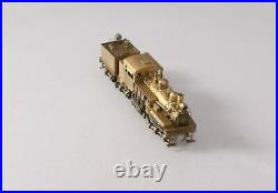 United Models HO Scale BRASS Pacific Coast Shay Steam Locomotive/Box