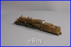 United Models/PFM HO Scale BRASS Sierra RR 2-6-6-2 Mallet Steam Loco & Tender