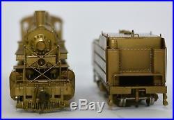 United PFM HO Scale Sierra RR 2-6-6-2 Ex-Weyerhauser Timber Co Brass Locomotive