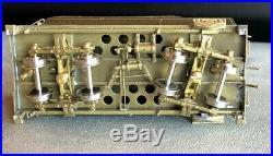 United Scale Brass HOn3 D&RGW K-27 2-8-2 Full Back Head Detail