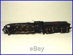 United Scale Models Brass Ho Scale 2-8-0 Steam Locomotive (snata Fe Style)
