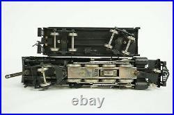 United Scale Models HO Brass Burlington Route CB&Q 2-8-2 Mikado Steam Engine