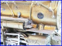 United Scale Models HO Brass Santa Fe 2-8-0 Loco withTender