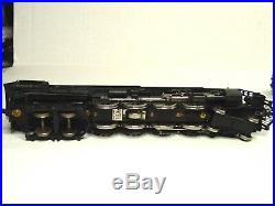 United Scale Models Ho Scale Brass 4-8-4 Steam Locomotive