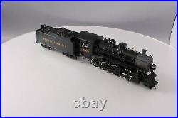 Weaver 1817S O Scale Baltimore & Ohio Steam Engine & Tender #2902 (2-Rail) EX