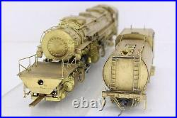 Westside Brass HO Scale Southern Pacific AC-4 4-8-8-2 Cab Forward Loco Tender