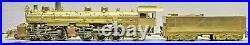 Westside Model Company (by Samhongsa) At&sf 4-4-6-2 #1398 Ho Scale (brass)