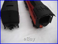 Williams Brass Korea 4-6-4 Hudson SP 5427, Steam Locomotive, O Scale Gauge AS IS