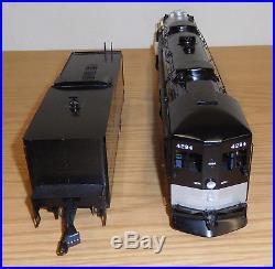 Williams Trains 7002 Southern Pacific Cab Forward Steam Locomotive Train O Scale