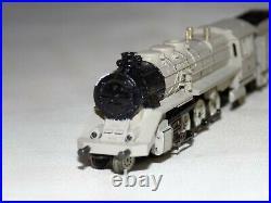Z Scale Marklin 88091 KPEV 2811 Class P10 Gray Steam Loco & Tender -5 Pole Motor