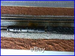 Z scale Marklin 88606 steam locomotive 2-6-8-0 DCC/sound and LED headlight RARE